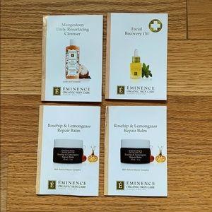 Eminence Skin Care | Samples